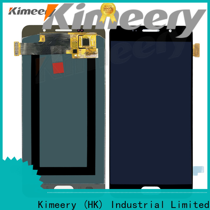 Kimeery oled samsung galaxy a5 display replacement supplier for worldwide customers