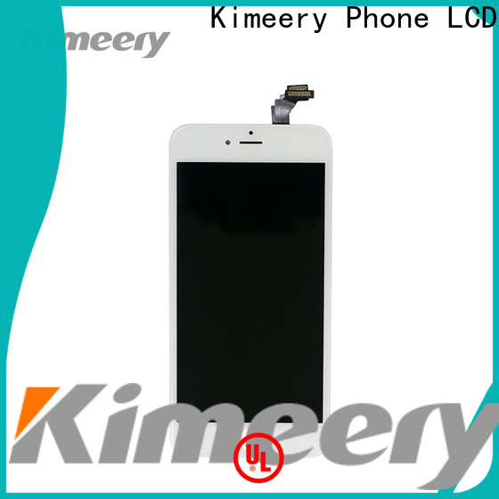 Kimeery low cost iphone 6 lcd screen replacement manufacturer for worldwide customers