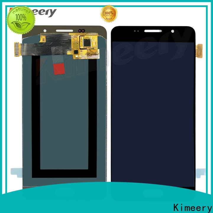 Kimeery gradely samsung screen replacement full tested for phone distributor
