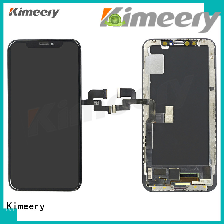 Kimeery iphone xs lcd replacement bulk production for phone distributor