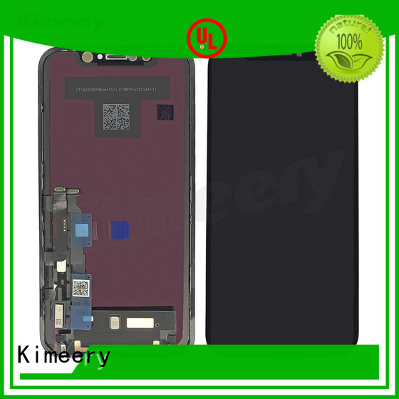 Kimeery touch mobile phone lcd manufacturer for worldwide customers
