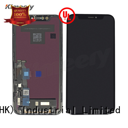 Kimeery low cost iphone xr lcd screen replacement factory price for phone repair shop