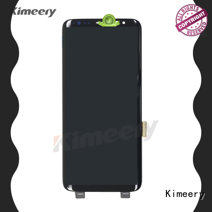 Kimeery note9 samsung s8 lcd replacement experts for worldwide customers