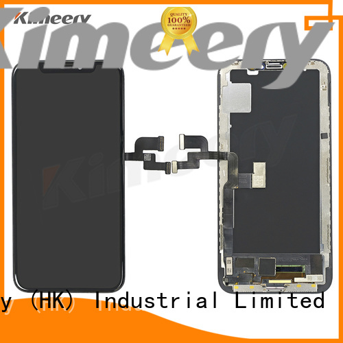 Kimeery low cost iphone x lcd replacement order now for phone manufacturers