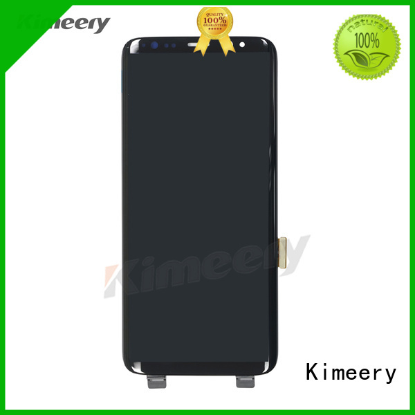 Kimeery completely galaxy s8 screen replacement supplier for worldwide customers
