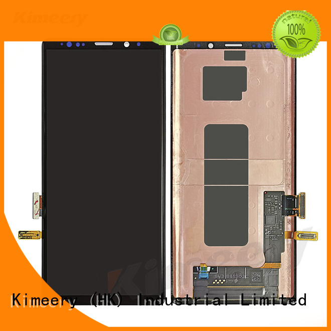 Kimeery reliable galaxy s8 screen replacement owner for phone manufacturers