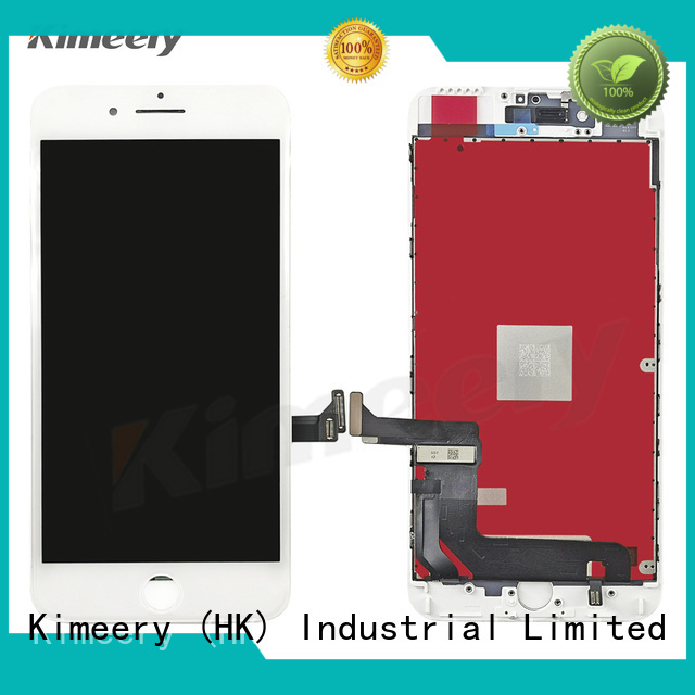 Kimeery quality iphone 7 lcd replacement free design for phone distributor