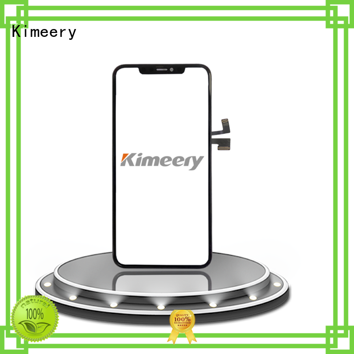 Kimeery lcd iphone xs lcd replacement manufacturer for worldwide customers