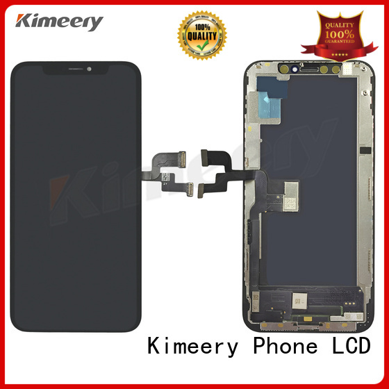 Kimeery A Grade iphone x lcd replacement fast shipping for phone repair shop