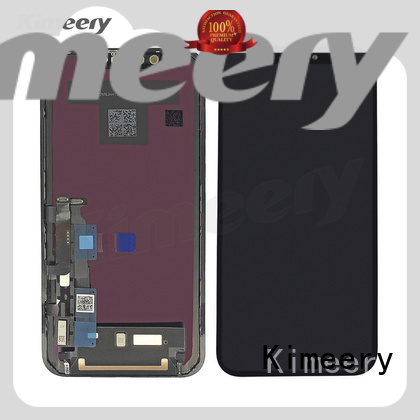 Kimeery durable iphone xr lcd screen replacement free design for phone distributor