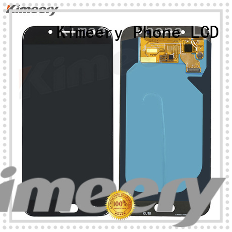 Kimeery superior samsung j6 lcd replacement supplier for worldwide customers