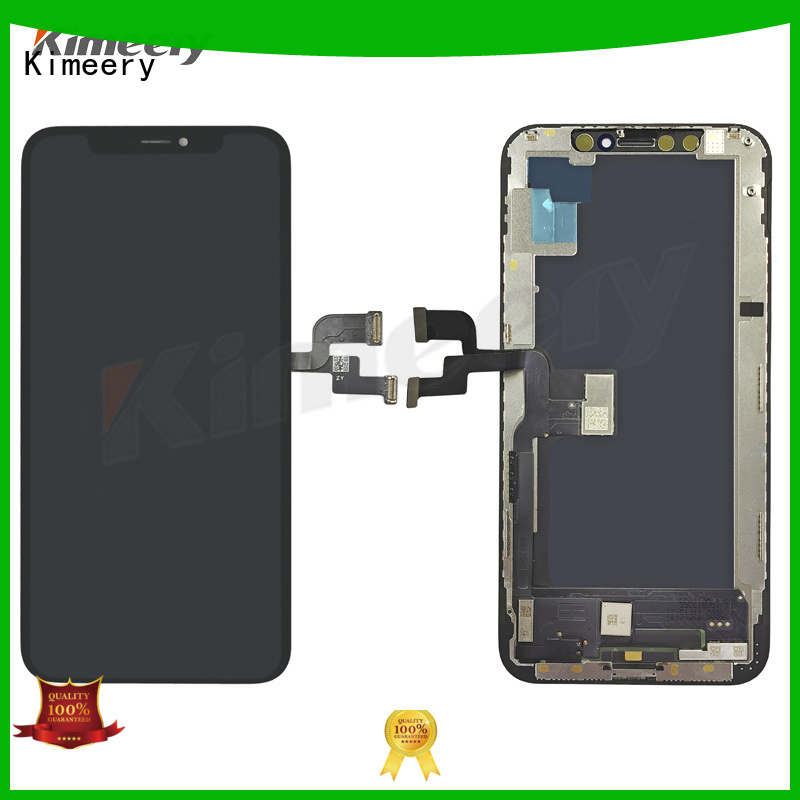 Kimeery lcd iphone xs lcd replacement fast shipping for worldwide customers