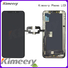 Kimeery oled iphone xs lcd replacement fast shipping for phone manufacturers