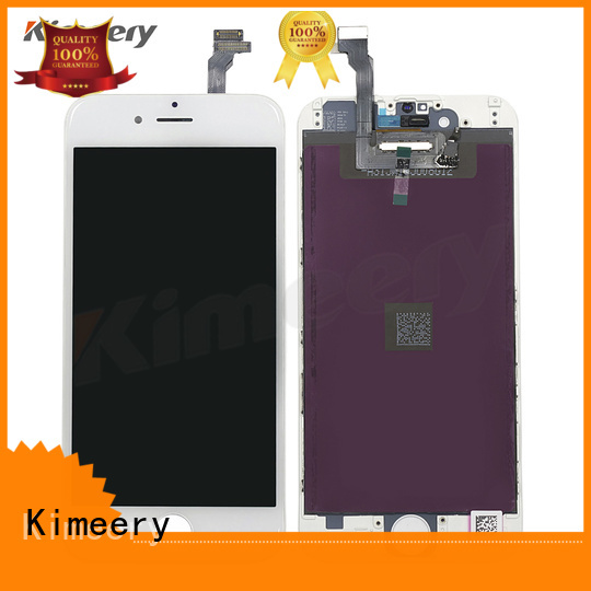 Kimeery low cost iphone 6s lcd replacement owner for worldwide customers