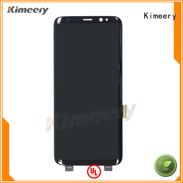 Kimeery high-quality galaxy s8 screen replacement manufacturers for phone manufacturers