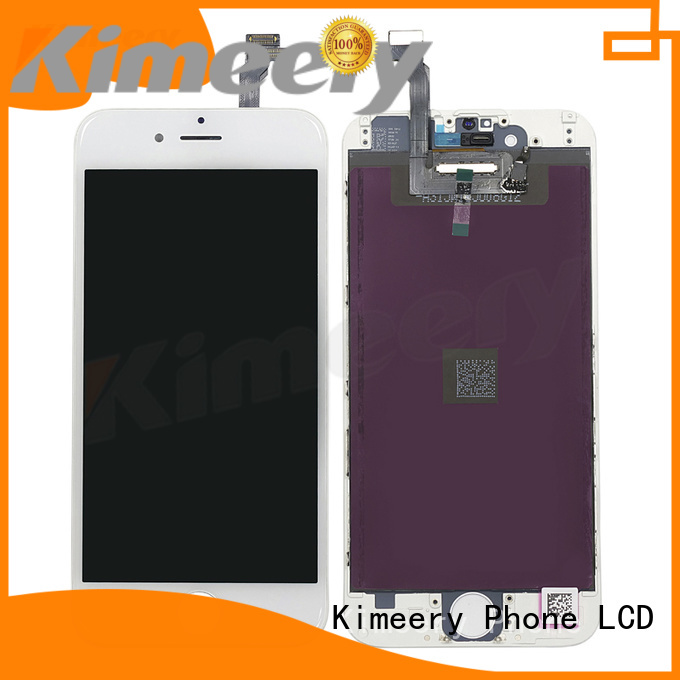 Kimeery reliable iphone 6s lcd screen replacement free design for worldwide customers