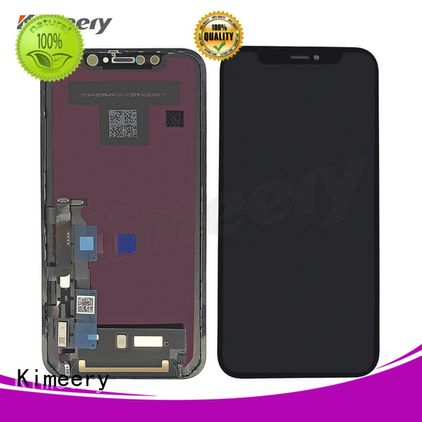 Kimeery newly iphone xr lcd screen replacement free design for phone repair shop