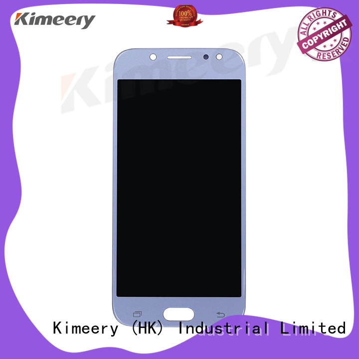 Kimeery oled samsung j6 lcd replacement China for worldwide customers