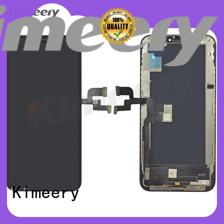 Kimeery oled iphone xs lcd replacement factory price for worldwide customers
