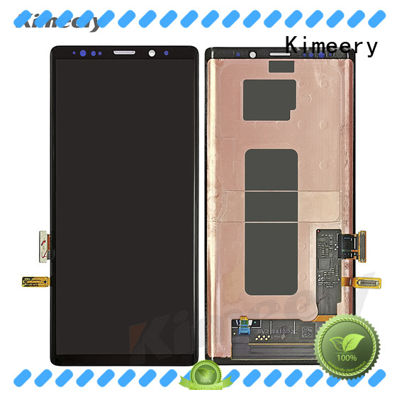 Kimeery reliable galaxy s8 screen replacement bulk production for worldwide customers