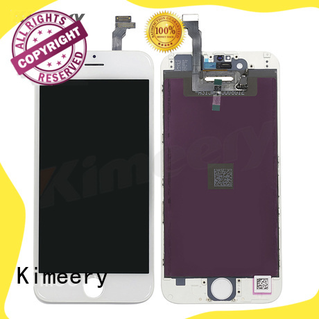 Kimeery plus iphone 6 lcd screen replacement supplier for worldwide customers