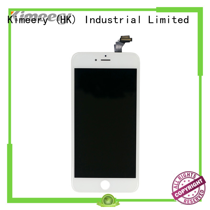 Kimeery low cost iphone 6s plus screen replacement bulk production for worldwide customers